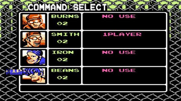 魂斗罗3代无限命手机版截图