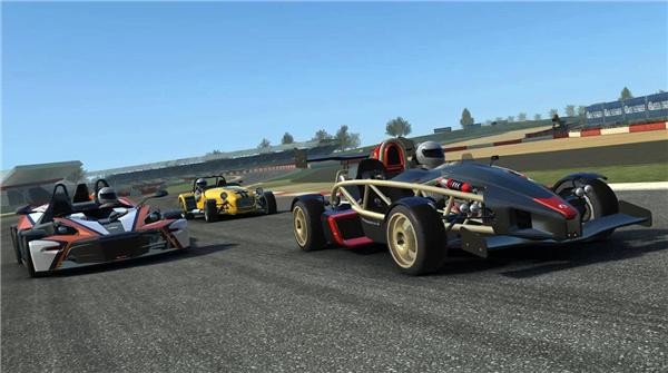 真实赛车3破解版截图