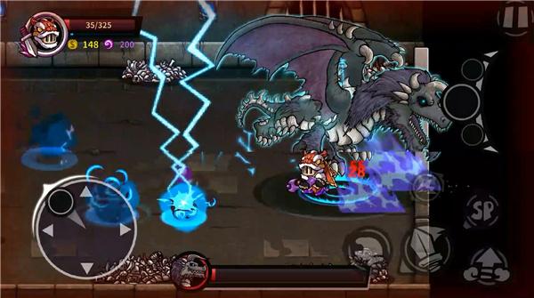 失落城堡游戏下载截图