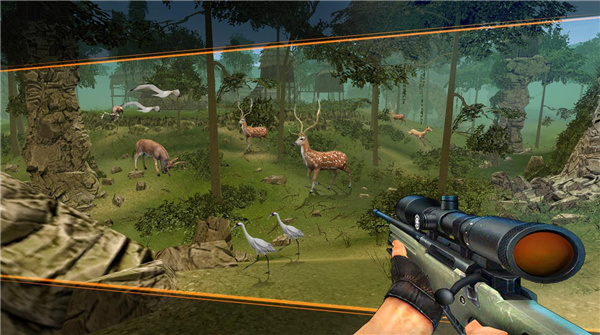 狙击手动物狩猎破解版截图