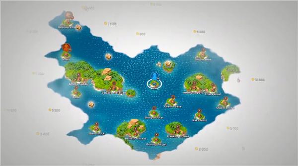 海岛奇兵九游版下载截图