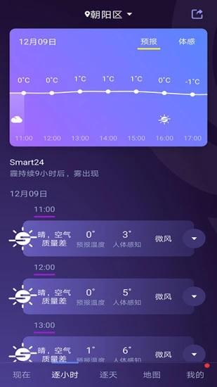 中国天气下载2021最新版截图