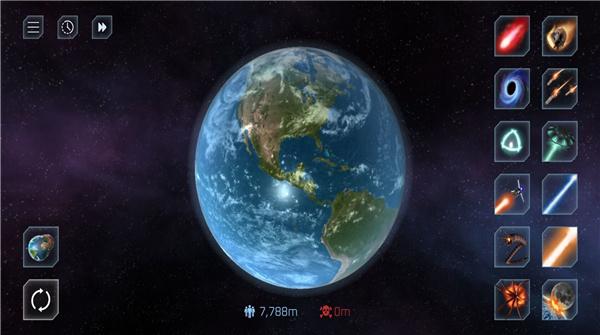 星球毁灭模拟器2021最新版下载截图