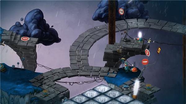 虚构世界谜盒怎么推?虚构世界破解版游戏环境的改变