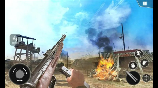 二战生存射击游戏汉化版下载截图