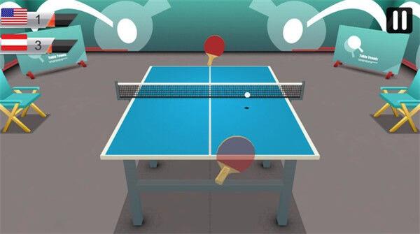 乒乓大师游戏官方版截图