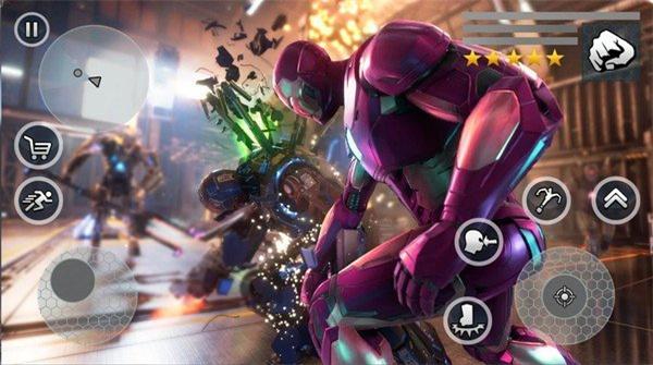 钢铁侠英雄游戏下载截图