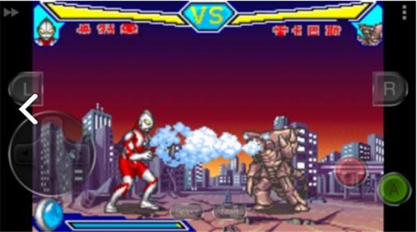 奥特曼对决激斗英雄官方游戏下载截图