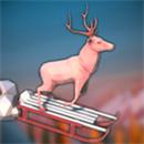 动物冒险下坡冲浪游戏下载