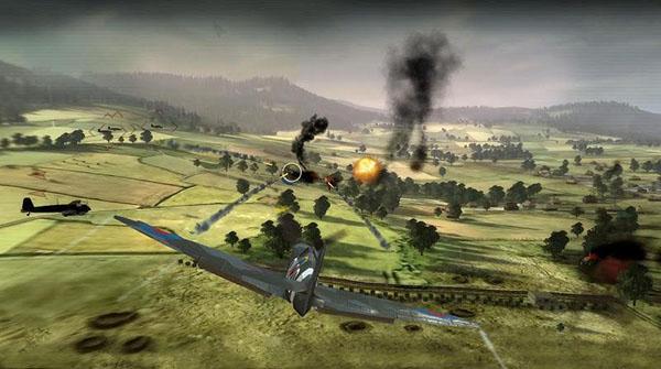 空中战场3d雷霆空战无限金币版截图