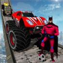 英雄斜坡赛车游戏下载