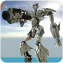 机器人飞机破解版