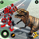恐龙大战机器人游戏下载
