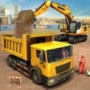 建筑大亨挖掘机游戏下载