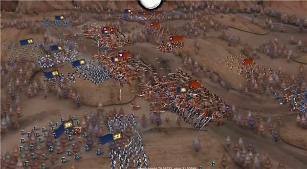 小小五千年怎么换军团?小小五千年换军团攻略