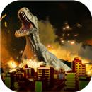 恐龙破坏城市破解版