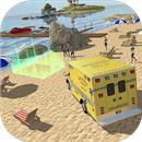 海滩救护队游戏破解版