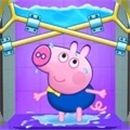 小猪爱洗澡游戏下载