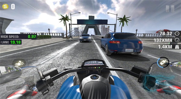 真实公路摩托锦标赛下载截图