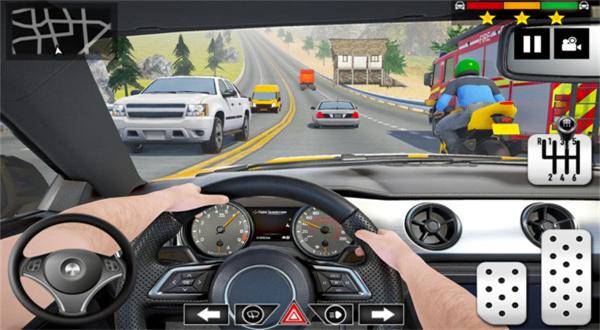赛车游戏手游下载安装截图