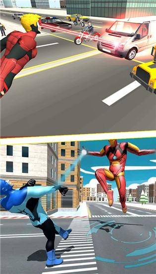 超能飞行队玩法攻略