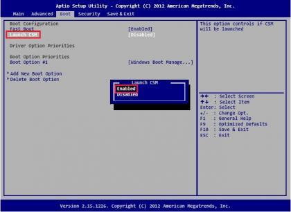 华硕笔记本(UEFI)支持U盘启动